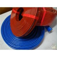 Fire,Heat Resistant hose-silicone rubber glass fibre braided sleeving Manufactures