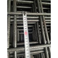 6x2.4 Meter Concrete Reinforcing Welded Wire Mesh Square Hole Shape Manufactures