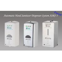 China Stainless Steel Automatic Hand Sanitizer Dispensers on sale