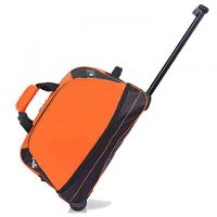 Professional Made Nylon Travel Trolley Bags Fashion Appearance Design Manufactures