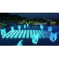 High Tech Music Outdoor Rock Water Fountains with Waterproof IEC Standard Cable Manufactures