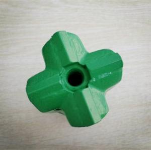 Tungsten Carbide Cross Bits Chisel Drill Bits Broca De Cincel Broca Cruzada Bottom Broca Manufactures