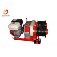 Buy cheap Three Ton Diesel Cable Winch For Laying Cable Or Erecting Of Pole Pylon from wholesalers