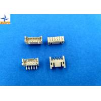 Dual Wafer Connector 2.0mm Right Angle Or Vertical Type for PCB board-in connector Manufactures