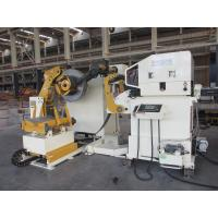 Automation Flattening Coil Feeding Equipment Stamping Rack And Leveling 2 In 1 Manufactures