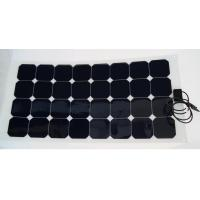 Deep Blue 90 Watt Thin Flexible Solar Panels For Boats / Residential Manufactures