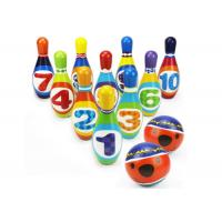 China 7  Foam Material Kids Bowling Play Set Children's Play Toys Indoor Sports Age 2 on sale