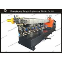 PA Material Industrial Plastic Granulator With Fiberglass Extrusion Line Manufactures