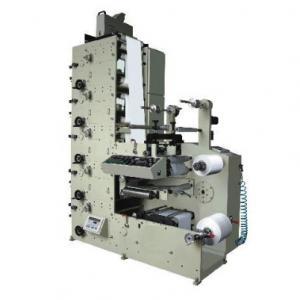 UV flexo printing machine (adhesive paper label, paper cup printing) Manufactures