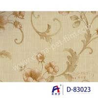 Buy cheap PVC  Coating  Film    PVC Decorative Film  D-83023 M the carnot  0.12-0.14mm from wholesalers