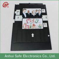 inkjet pvc ic card Manufactures