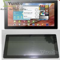 10.1 Inch RK3066 Cortex A9 1.5Ghz 4600 mAh high quality mid tablet pc manual 1024*600 HD capacitive screen Manufactures