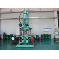 High Efficiency Silicone Rubber Injection Molding Machine / Vertical Hydraulic Oil Press Equipment Manufactures