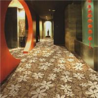 China Polypropylene Wilton Modern Home Carpet , Contemporary Carpet Tiles on sale