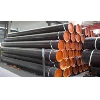 ASTM A333 Boiler Seamless Steel Tube Black painting , Low / Middle Pressure Fluid Pipeline Manufactures