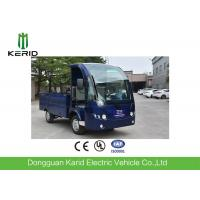 Quality 4 Wheels Electric Powered Utility Vehicles , Small Electric Transit Van for sale