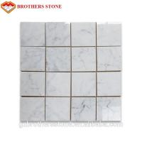 Construction Material Carrara White Marble Cut To Size For Home Decoration Manufactures