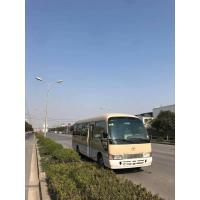 China 2016 Japan used car used toyota coaster bus used diesel/petrol/gasoline mini coach bus for sale on sale