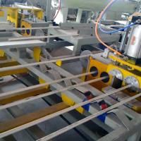 PVC pipe belling machine/double pipes belling/automatic control Manufactures
