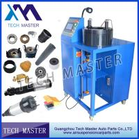 4KW Touch Screen Hydraulic Hose Crimping Machine 20MM-175MM Crimping rang Manufactures