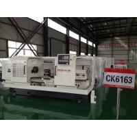 High Precision CNC Turning Lathe Machine With Siemens Control System Manufactures