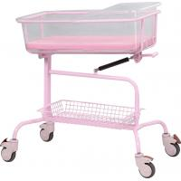 Cot Crib Baby / Child Hospital Bed Portable SAE - BC - 02 Model Iron Material  Manufactures