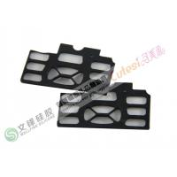 China Heat Resistance Silicone Gel Products Rubber Parts for Electronic Equipment OEM on sale