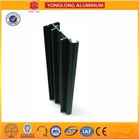 6060 6061 Powder Coated Aluminium Extrusions No fading And Cracking Manufactures