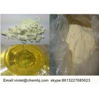 Pharmaceutical Grade 99% Trenbolone Enanthate Anabolic Steroid CAS NO. 10161-33-8
