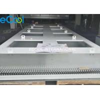 China AIR COOLED Fin And Tube Heat Exchanger CO2 Or Secondary Refrigerant on sale