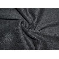 Eco - Friendly Custom Colorful Textured Wool Fabric For Mens Suit Manufactures
