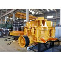Multi Cylinder Hydraulic Cone Crusher Equipment With Strong Crushing Force Manufactures