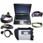 2015.09V MB SD Connect Compact 4 Star Diagnosis Mercedes Benz Diagnostic Scanner plus Dell d630 laptop Manufactures