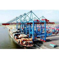 China Ship-to-Shore Gantry Crane  Lifting Capacity: 30.5-50t Span: 10.5-22m Working Level: A7, A8 on sale