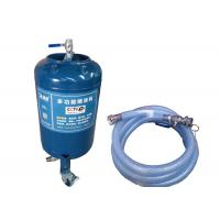 Air Powered Wall Spray Painting Equipment / Small Cement Hopper Sprayer Manufactures