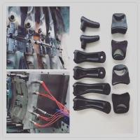 China Cold Runner Auto Injection Molding Machine Bakelite Injection Molds Pan Components on sale