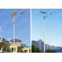 IP67 Solar Energy Street Light CREE 45 Watt Flux 6075lm For Road / Parking Manufactures