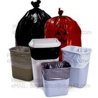 Gallon Trash Bags Trash Can Liners For Office,Home Waste Bin, Bathroom, Kitchen,Multipurpose And Convenient, Bagease Pac Manufactures