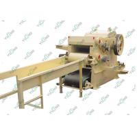 Quality High Capacity Industrial Wood Chipper Grinding Machine Approved ISO for sale