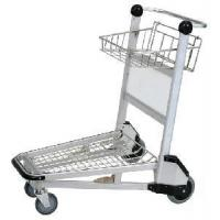 Aluminum Airport Luggage Trolley (JC-LG2F) Manufactures