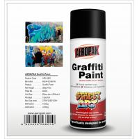 Aeropak  aerosol can 450ml 10oz Graffiti spray paint with all colors Manufactures