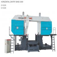 Gantry Structure Automatic Horizontal Band Saw , Auto Feed Bandsaw Manufactures