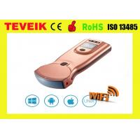 China Handheld Iphone High Frequency Ultrasound Transducer Machine New Color Doppler on sale