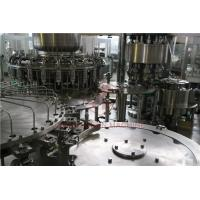 China Large Capacity Glass Bottle Filling Machine 10000 Bottles Per Hour on sale