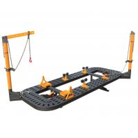 Auto Body Frame Machine For Large Car Straightening Bench 5600* 2100*580mm Manufactures