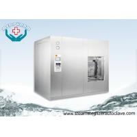 Pre Vacuum HPHV Steam Sterilizer With Validation Service Port For Laboratory Manufactures