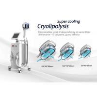Multifunction Cryolipolysis Slimming Machine With Smart Isolation System Manufactures