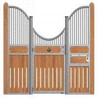 Stable Doors Equestrian Equine front Gates Panel Guards Horses for Sale Manufactures