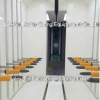 High Quality Automatic Powder Painting Spray Booth Powder Paint Cabinet Manufactures