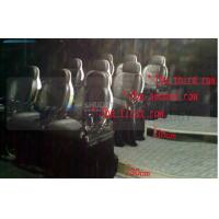 Thrilling Movie 5 D Cinema System Drastic Movement With Motion Chair Manufactures